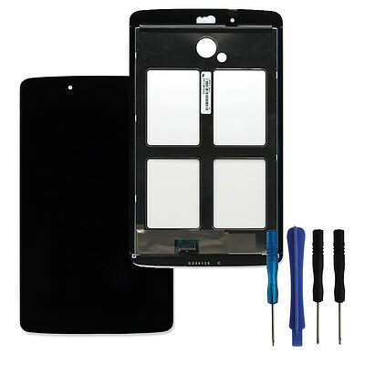 LCD Display Touch Screen Digitizer Assembly Fr LG G Pad 7.0 LG V410 VK410 +Tools