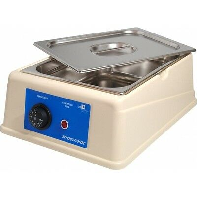 Chocolate Melter - 6 Litre Bain-Marie Style Temperature to 50 Degrees