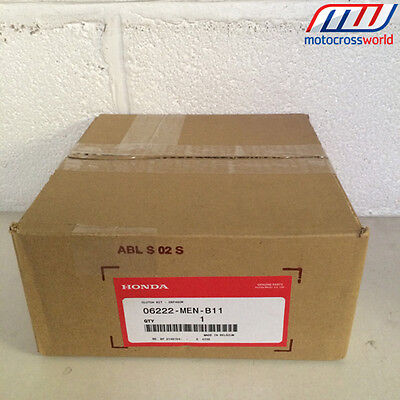 BRAND NEW In the box complete Genuine OEM Honda Clutch Kit CRF450 2011 – 2016