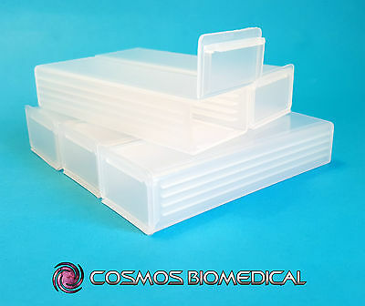Microscope Slide Mailer Cases - (5 slides each) pack of 5