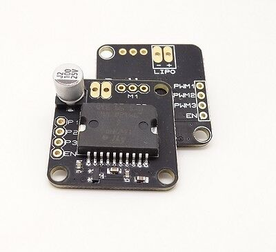 L6234 Breakout Board (Brushless Motor Driver)
