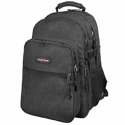 Eastpak Laptop Rucksack Tutor black denim
