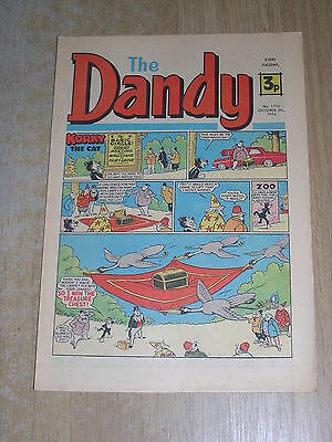 The Dandy No 1715 October 5th 1974