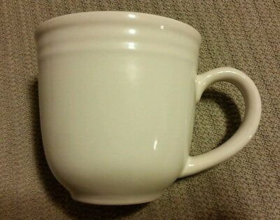 White Vintage RE Room Essentials Coffee Cup Mug 15 oz