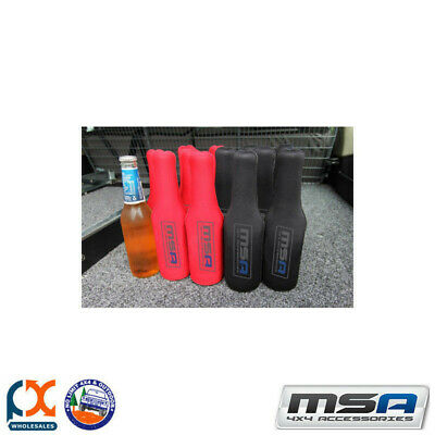 Msa 4X4 Stubbie Tubes Including Canvas Bag - Sts