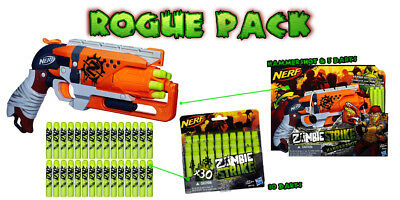 Nerf N-Strike Elite Zombie Strike Rogue Hammershot-Pack