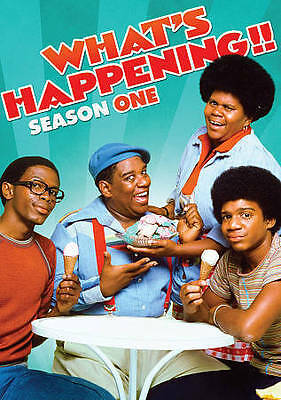 What's Happening!! - The Complete First Season (DVD, 2014, 2-Disc Set) New