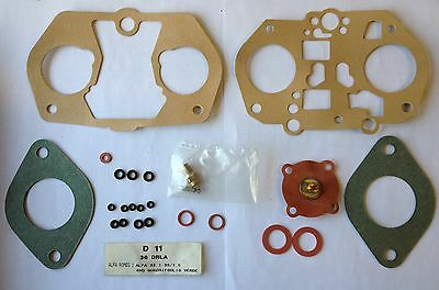 Kit joints carburateur DELLORTO 36 DRLA - Alfa Romeo - Alfa 33 Quadrifolio Verde