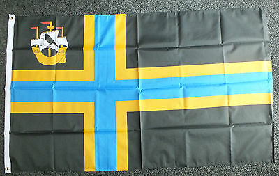 CAITHNESS SCOTLAND Flag Scottish Scots Viking Norse Nordic Highland Games bn
