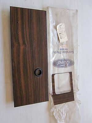 Ford Fairlane Zh 1976-79 N.o.s. Glove Box Lid & Part Panel Cover