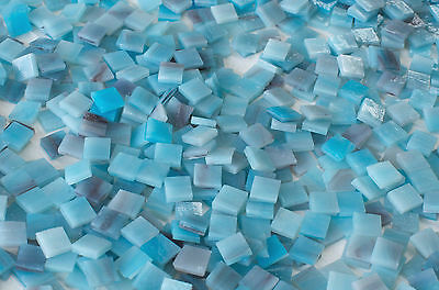 FANTASY SKY MOSAIC GLASS TILES 1 x 1cm 400g