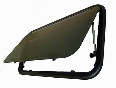 Campervan Polyvision Aero Window & Blind New & Complete 700mm x 350mm