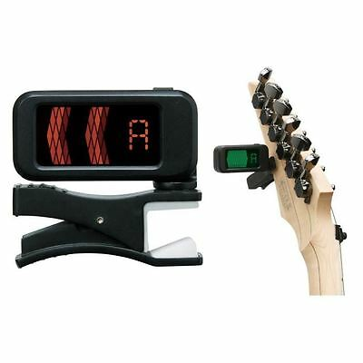 IBANEZ PU30 mini clip-on Tuner accordeur chromatique guitare basse