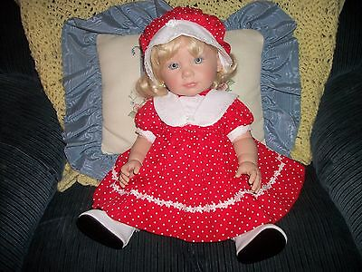 "Dress for 20"" Baby Button Nose Dolls"