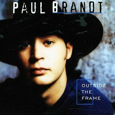 Outside The Frame By Brandt Paul On Audio CD Album 2007 By Brandt Paul