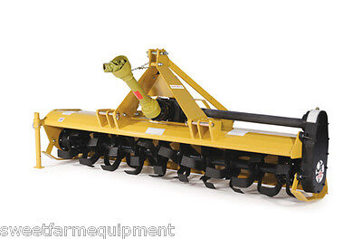 New Forward or Reverse Rotation Geardrive Tarter 7 FT Roto Tiller, WE SHIP CHEAP