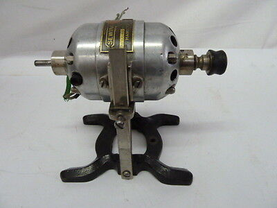 Antique Hamilton Beach Ez Sew Sewing Machine Motor-Works