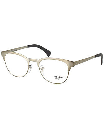 b19e521a60 New Rayban Rb 6317 2834 Matte Gunmetal Eyeglasses Rx Frame Authentic Rb6317
