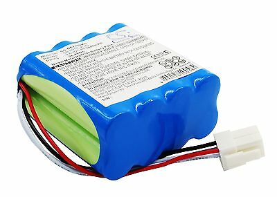 UK Battery for Nihon Kohden PVM-2703 SB-201P X076 9.6V RoHS