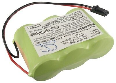 UK Battery for Welch-Allyn WA20500H WA20500S 72250 3.6V RoHS