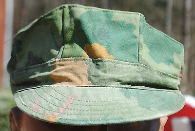 Okinawan Tailor Made Mitchel Pattern USMC Hat / Cover