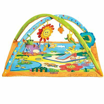 Tiny Love Gymini Sunny Day Baby Play Mat / Gym / Arch - From Birth To 12 Months
