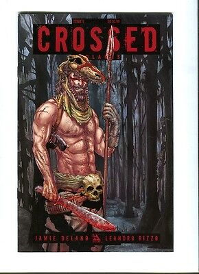 Crossed   Badlands 5 .  Avatar  Press - 2012 - VF