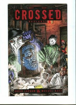 Crossed   Badlands 33 .  Avatar  Press - 2013 -  FN / VF