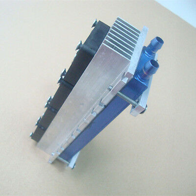 DIY Thermoelectric Cooler air conditioner 12V 4*fan 170W 4*TEC1-12706 parts room