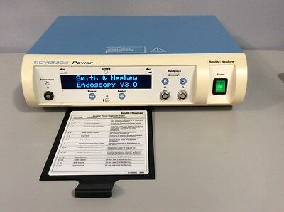 Smith & Nephew Dyonics Power Control Unit #4