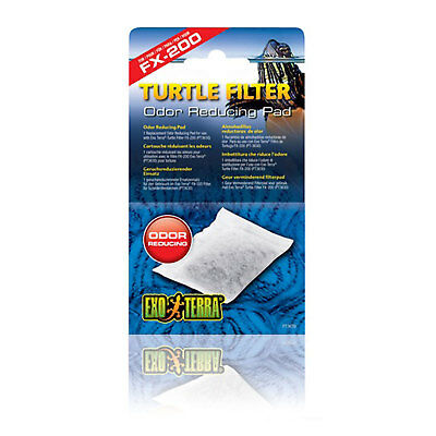 Exo Terra FX-200 Turtle Filter Replacement Odour Reducing Pad
