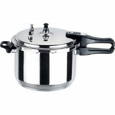 Aluminium 11Ltr Kitchen Pressure Cooker Catering Quality Pressure Cooker New