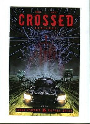 Crossed   Badlands 38 .  Avatar  Press 2013 - VF