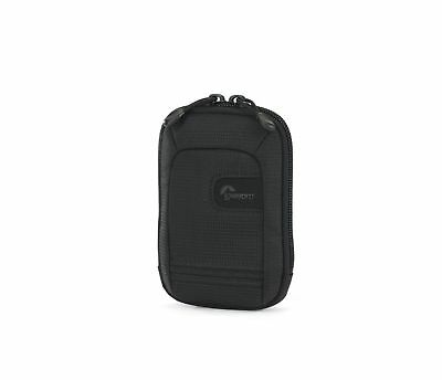 Lowepro Geneva 10 Camera Bag - A Soft Camera Pouch With Belt Loop Attachment