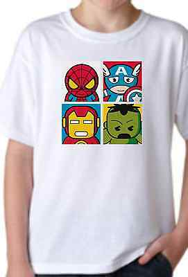 Baby/kids T Shirt-Baby Heroes -Super Soft T Shirt-Present-Gift