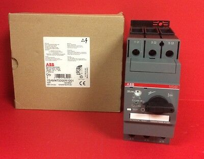 New ABB MS451 Manual Motor Starter # 1SAM470000R1001