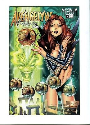 Avengelyne (vol2) 13. Maximum Press 1997 - FN / VF