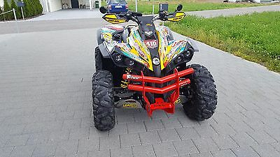 DESIGN front Bumper CAN-AM Renegade G2 ATV-Style freie FARBWAHL