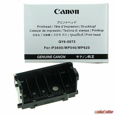 Original & Brand New QY6-0073 PrintHead For Canon iP3600 iP3680 MP540 MP560