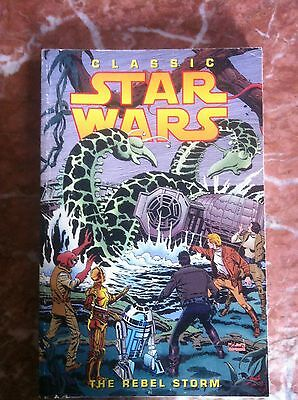 Star Wars Classic Volume Two The Rebel Storm Very Good (B22)