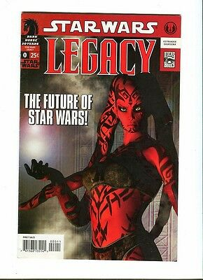 Star Wars Legacy 0 . Dark Horse . 2006 - FN +