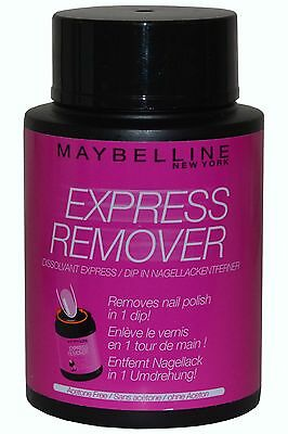 Maybelline Express Nail Polish Remover 75ml