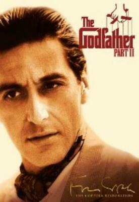 The Godfather Part II - The Coppola Rest DVD
