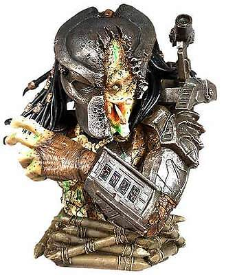 Predator Defeated Micro Bust Palisades New In Box