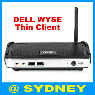 NEW Dell Wyse T10/T00X 3010 Thin Client Linux /w WIFI V7W37
