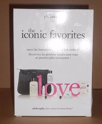 NEW PHILOSOPHY Love The Iconic Favorites Gift Set