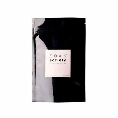Soak Society Rose Wellness Soak Travel Size (100g) | BRAND NEW