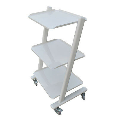 Dental Medical Surgical Mobile Cart Z Shape Cart Medical Equipment New
