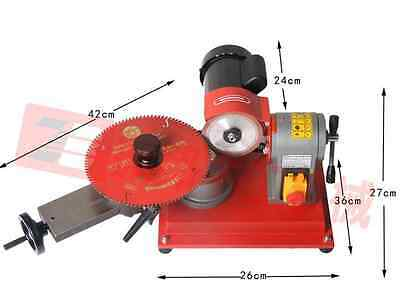 CE Heavy duty 125mm Circular Saw Blade Grinder rotary Angle Mill Sharpener s