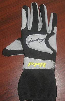 Jamie Whincup Signed Race Glove V8 Supercars - Coa